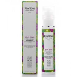 Kiwii bio Jolie peau Creme detox hydratation 50ml soin bio du visage les copines bio