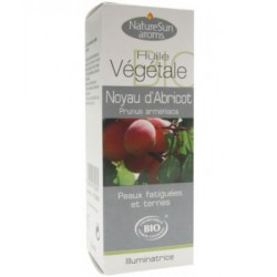 Naturesun'Aroms Noyau d'Abricot bio Flacon pompe 50ml