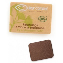 Couleur Caramel Recharge Ombre a paupieres n°162 Marrone 1.3gr maquillage bio