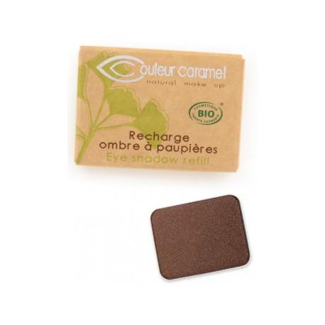 Couleur Caramel Recharge Ombre a paupieres n°162 Marrone 1.3gr maquillage bio
