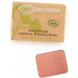 Couleur Caramel Recharge Ombre a paupieres n°163 Siena 1.3gr maquillage bio