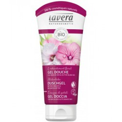 Lavera Gel douche Enchantement floral 200ml les copines bio