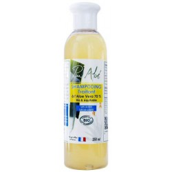 Puraloe Shampooing traitant Aloe Vera 250ml les copines bio