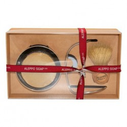 Coffret du Barbier Aleppo Soap