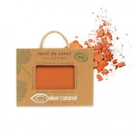 Teint de soleil Orange nacré n° 25-7 g