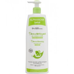 Dermo nettoyant cheveux et corps nénuphar camomille 500ml