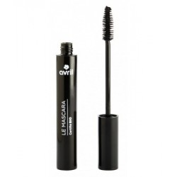 Avril beauté Mascara noir volume bio noir 10 ml maquillage bio les copines