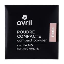 Avril Cosmétique Poudre compacte Claire 7 gr maquillage bio les copines