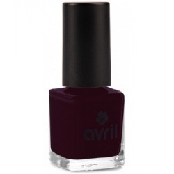 Avril Beauté Vernis à ongles Prune n°82 7 ml les copines bio