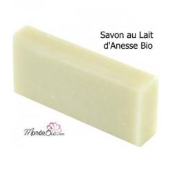 Savonnerie de Bormes Savon au lait d'ânesse bio petit pain de 40 gr