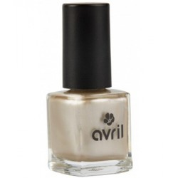 Avril Beauté Vernis à ongles Sable Doré Nacré n°06 7 ml maquillage vegan mineral