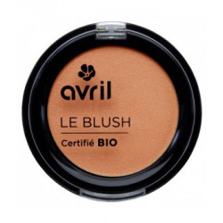 avril beauté Blush pêche rosé 2.5 gr maquillage bio les copines bio