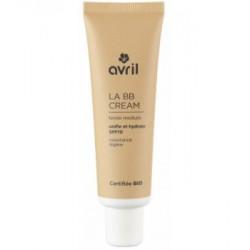 Avril Cosmétique BB Cream medium 30 ml crème bio les copines bio
