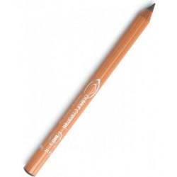 Couleur caramel Crayon Yeux et Lèvres n°41 Dentelle maquilage bio les copines bio