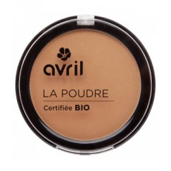 Avril cosmétique Poudre bronzante ambrée 7gr maquillage bio