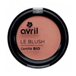 Avril cosmétique Blush rose éclat 2.5gr maquillage bio les copines bio