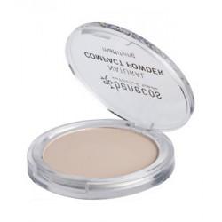 Benecos Poudre compacte Porcelaine 9 gr maquillage bio les copines bio