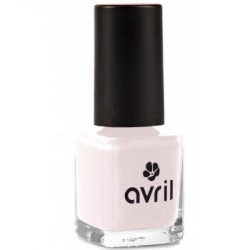 Avril cosmétique Vernis à ongles Lait de rose n°631 7ml maquillage vegan