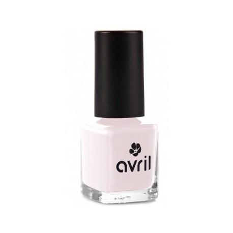 Avril cosmétique Vernis à ongles Lait de rose n°631 7ml maquillage vegan
