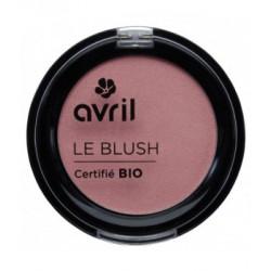 Avril cosmétique Blush Rose Nacré 2.5gr maquillage bio les copines