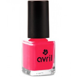 Avril cosmétique Vernis à ongles Sorbet framboise N° 565 7ml maquillage vegan