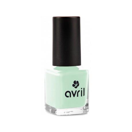 Avril cosmétique Vernis à ongles Vert d'Eau N° 573 7ml maquillage vegan les copines bio