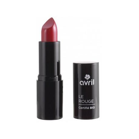 Avril cosmétique Rouge à lèvres Groseille n°599 4ml maquillage bio les copines