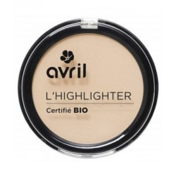Avril cosmétique Highlighter 8.5gr maquillage bio les copines bio