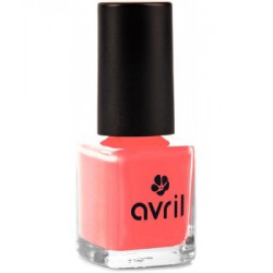 Avril cosmétique Vernis à ongles Pamplemousse rose N° 569 7ml maquillage vegan