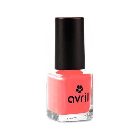 Avril cosmétique Vernis à ongles Pamplemousse rose N° 569 7ml maquillage vegan