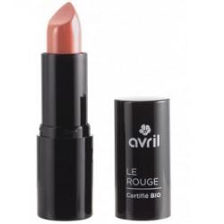 Avril cosmétique Rouge à lèvres Corail n°596 4ml maquillage bio les copines