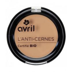 Avril cosmétique Correcteur Anti cernes Doré 2.5gr maquillage bio