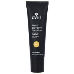 Avril cosmétique Fond de teint Doré 30ml maquillage bio les copines bio