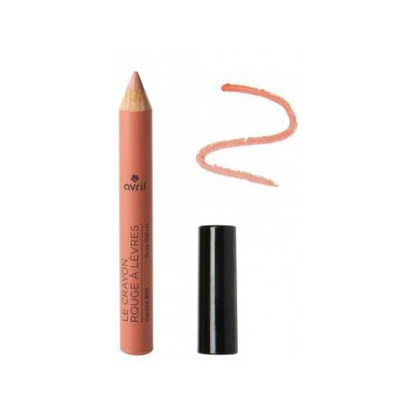 Avril cosmétique Crayon à rouge à lèvres Jumbo rose délicat 2gr maquillage bio