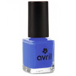 Avril cosmétique Vernis à ongles Bleu lapis lazuli N° 65 7ml maquillage vegan les copines