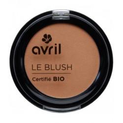 Avril cosmétique Blush Terre Cuite 2.5gr maquillage bio les copines