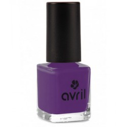 Avril cosmétique Vernis à ongles Ultra Violet n°75 7ml maquillage bio