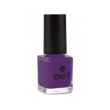 Avril cosmétique Vernis à ongles Ultra Violet n°75 7ml maquillage bio