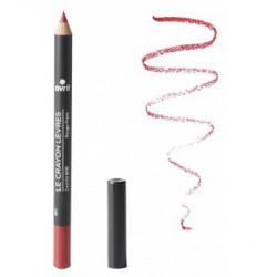 Avril cosmétique Crayon à lèvres rouge franc 1gr maquillage bio