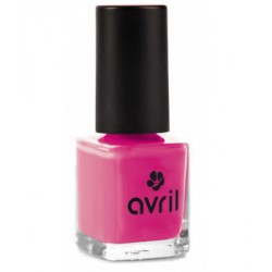 Avril cosmétique Vernis à ongles Rose Bollywood n°57 7ml maquillage vegan