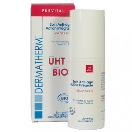 Soin anti-âge action intégrale visage & cou-50 ml - Peaux sensibles
