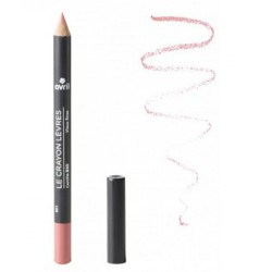 Avril cosmétique Crayon à lèvres vieux rose 1gr maquillage bio