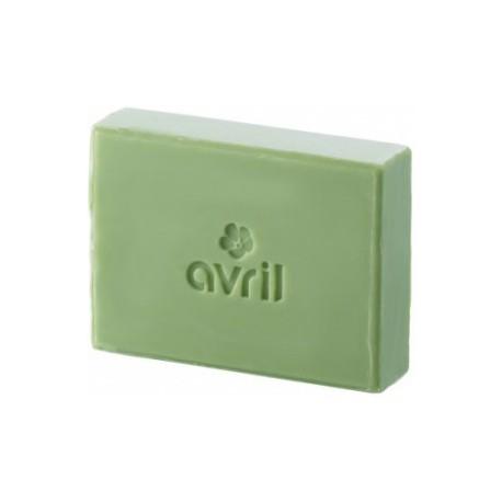 Avril cosmétique Savon de Provence Menthe 100gr savon bio certifié les copines