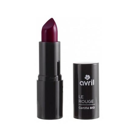 Avril cosmétique Rouge à lèvres Grenat n°635 4ml maquillage vegan les copines