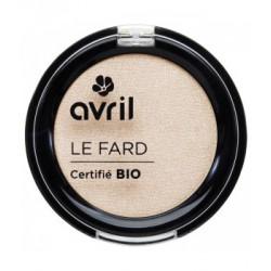Avril cosmétique Fard à paupières Désert 2.5gr maquillage bio des yeux