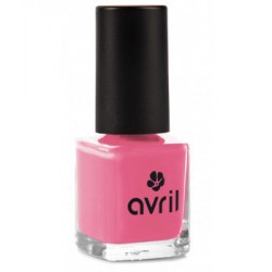 Avril cosmétique Vernis à ongles Rose tendre N° 472 7ml maquillage vegan