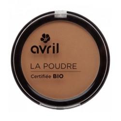 Avril BeautéPoudre bronzante Camel 7gr maquillage bio du teint