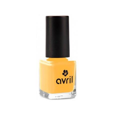 Avril cosmétique Vernis à ongles Mangue N° 572 7ml maquillage vegan