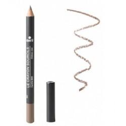 Avril cosmétique Crayon à Sourcils châtain 1gr maquillage bio les copines