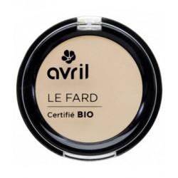 Avril cosmétique Fard à paupières beige mat 2.5gr maquillage bio les copines bio